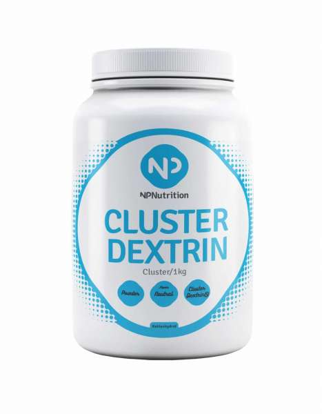 NP Nutrition Cluster Dextrin ®, 1000g