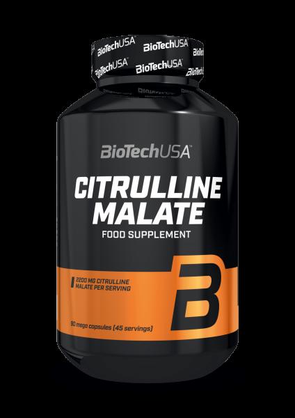 Biotech USA Citrulline Malate, 90 Kapseln