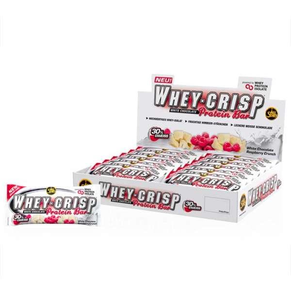 All Stars Whey-Crisp Protein Bar, 50g