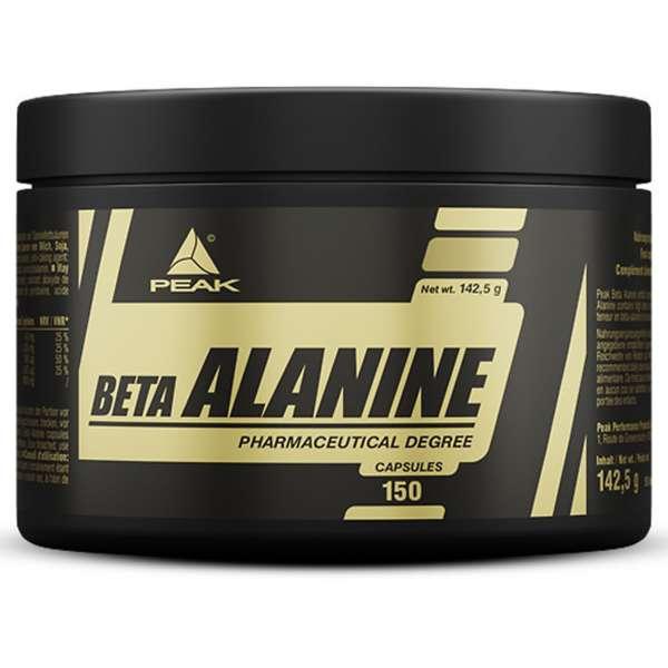 Peak Beta Alanine, 150 Kapseln