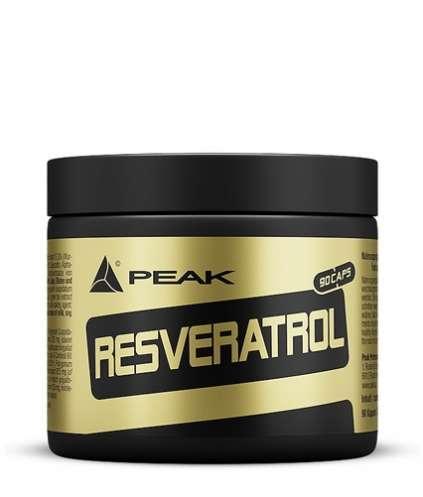 Peak Resveratrol, 90 Kapseln