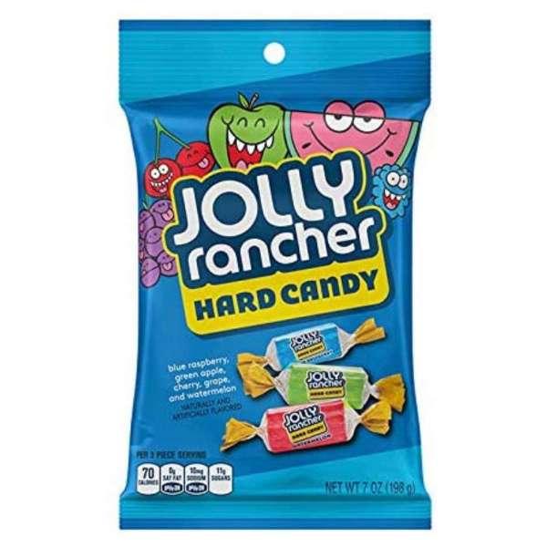 Jolly Rancher Hard Candy Original, 198g
