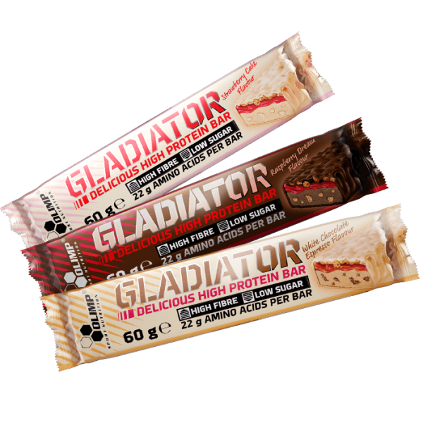 Olimp Gladiator Protein Bar, 60g