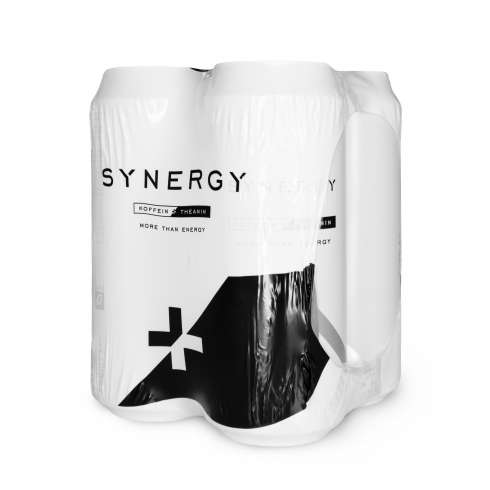 More Nutrition Synergy 4 x 500 ml