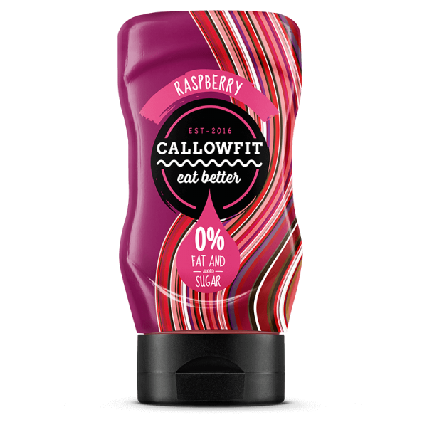 Callowfit Raspberry, 300 ml