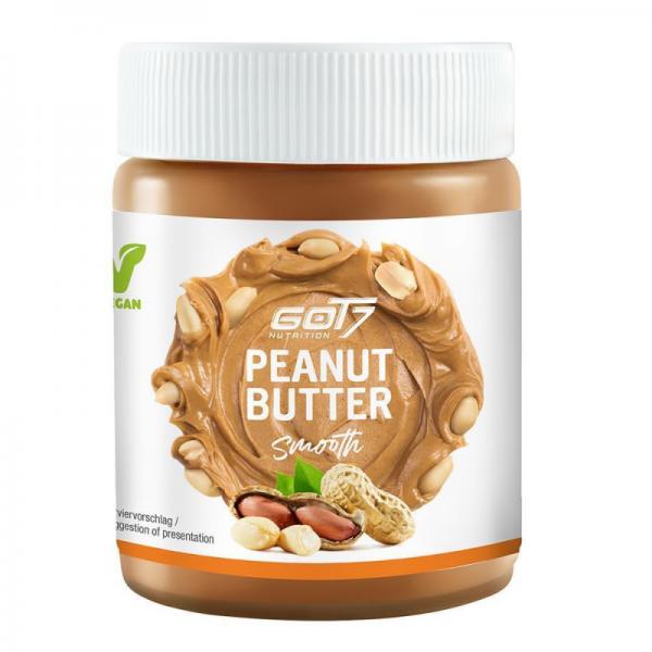 GOT7 Nutrition Peanut Butter, 500g