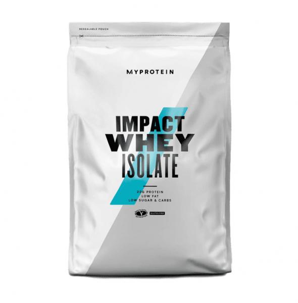Myprotein Impact Whey Isolate, 2500g