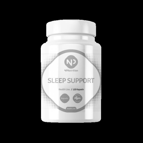 NP Nutrition Sleep Support, 120 Kapseln