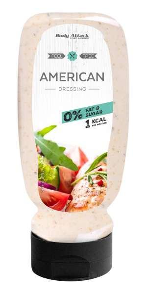 Body Attack American Dressing, 320 ml