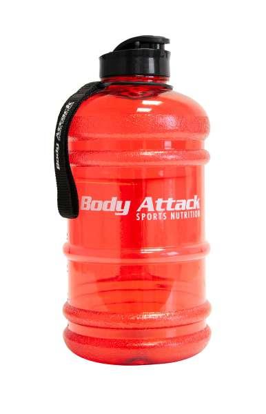 Body Attack Water Bottle 2,2 Liter, 1 Stück