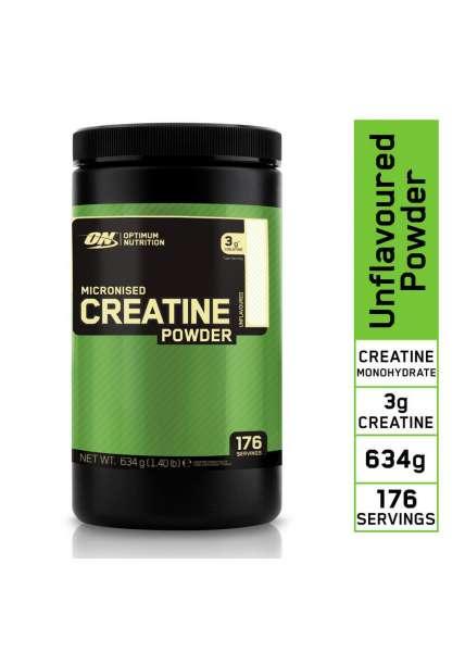 Optimum Nutrition Creatine Powder, 634g