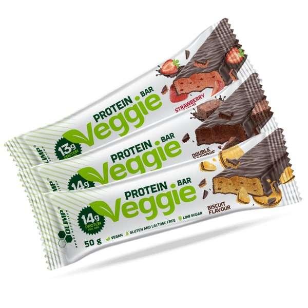 Olimp Veggie Protein Bar, 50g