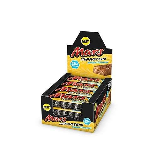 Mars Hi Protein Bar Salted Caramel 12x59g