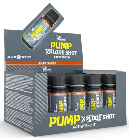 Olimp Pump Xplode Shot, 60ml