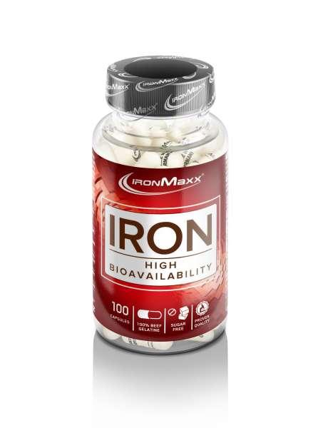 IronMaxx Iron, 100 Kapseln