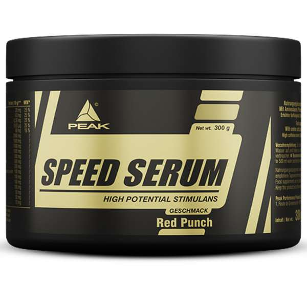 Peak Speed Serum, 300g