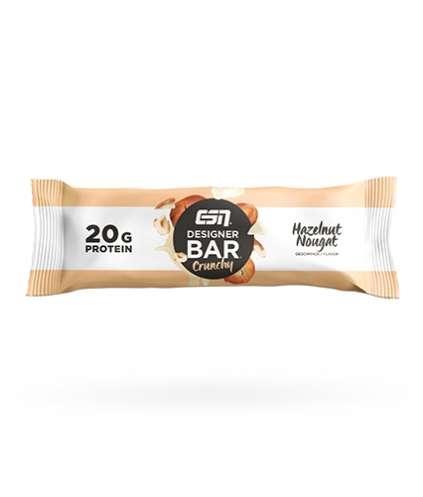 ESN Designer Bar Crunchy,1 Riegel, 60g