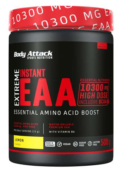 Body Attack Extreme Instant EAA, 500g