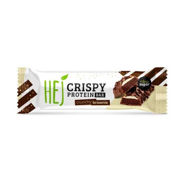 Hej Crispy Bar Proteinriegel 12x45g