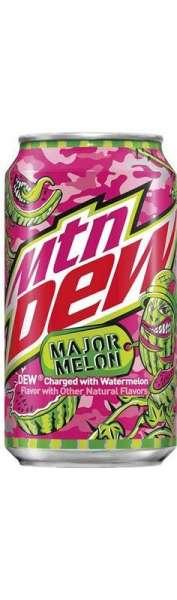 Mountain Dew Major Melon, 355 ml