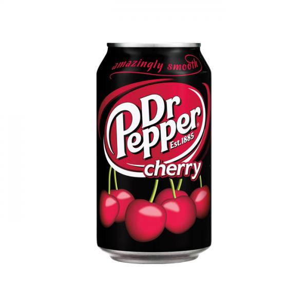 Dr. Pepper Cherry Vanilla, 12 x 355ml