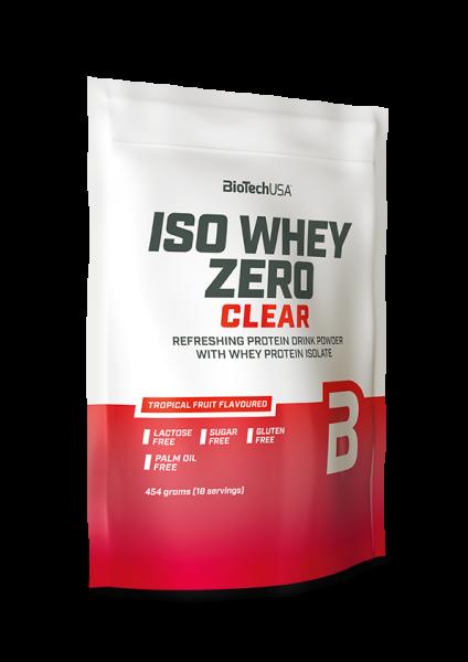 Biotech USA Iso Whey Zero Clear, 454g