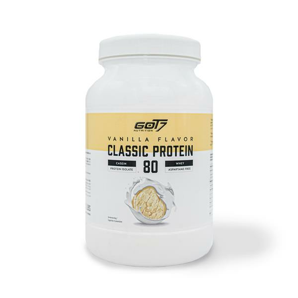 GOT7 Nutrition Classic Protein 80, 500g
