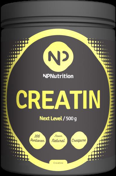 NP Nutrition Creatin Creapure, 500g