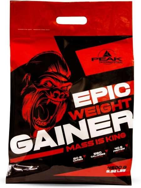 Peak Epic Weight Gainer, 4500g