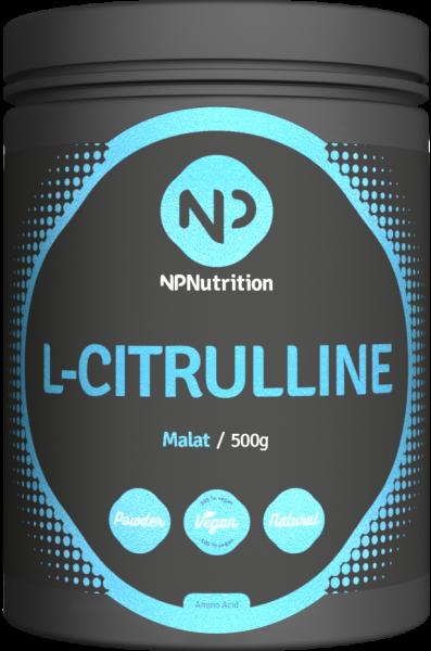 NP Nutrition L-Citrulline Malat, 500g