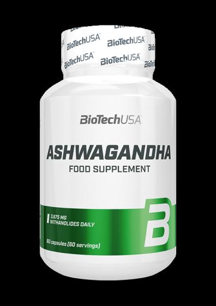 Biotech USA Ashwagandha, 60 Kapseln