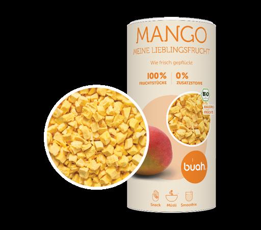 buah BIO Mango Pur, 160g