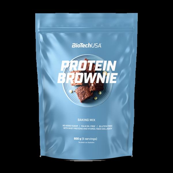 Biotech USA Protein Brownie 600g