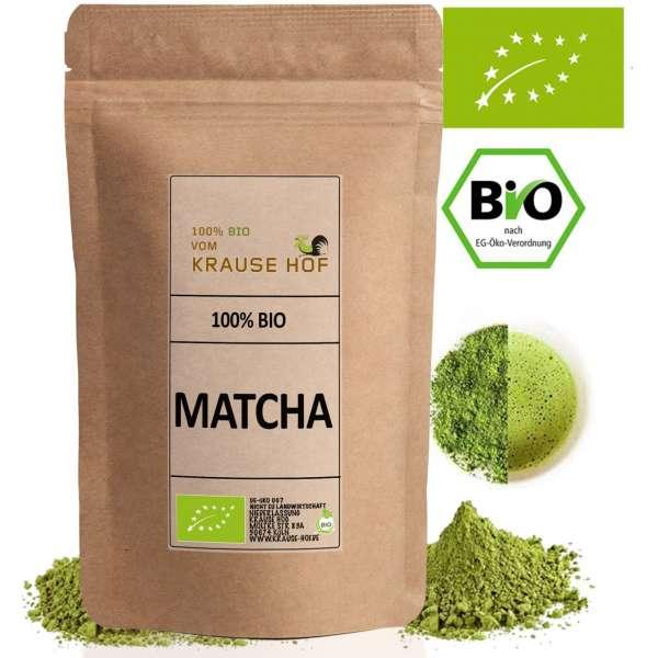 Krause Hof Matcha 100% Bio, 500g