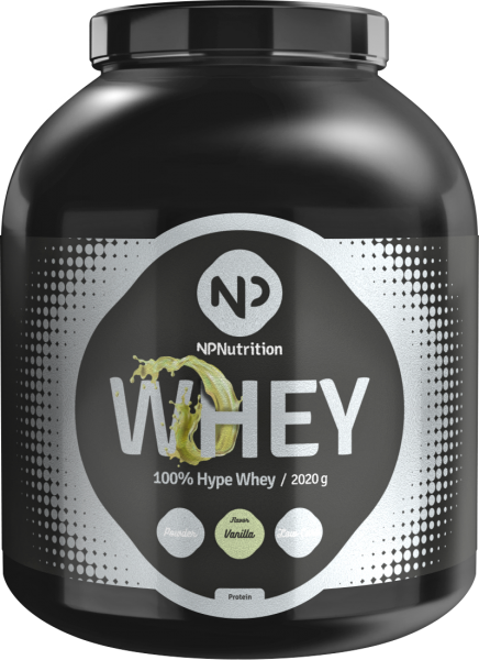 NP Nutrition 100% Hype Whey, 2020g