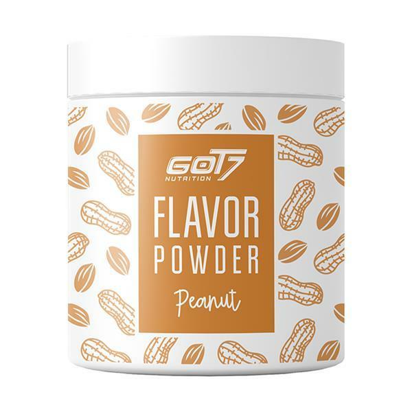 GOT7 Nutrition Flavor Powder Peanut, 250g