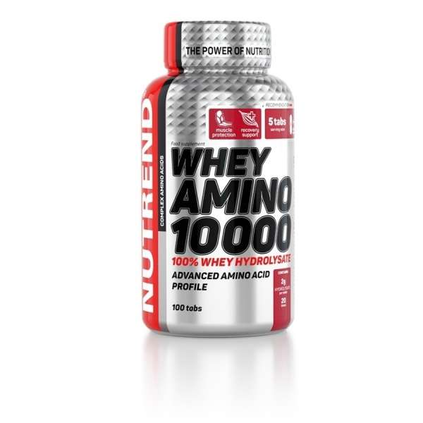 Nutrend Whey Amino 10 000, 100 Tabletten