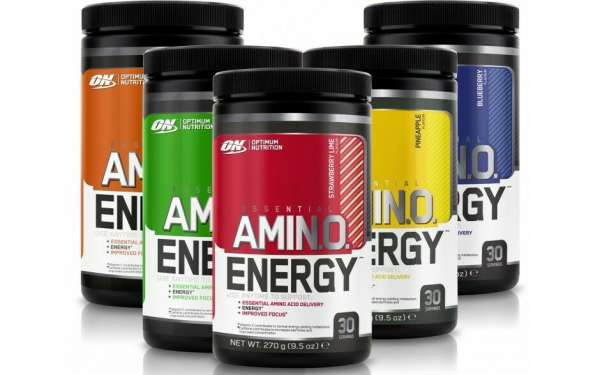 Optimum Nutrition Amino Energy, 270g