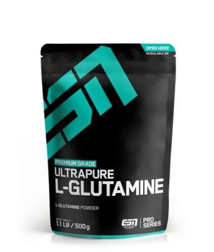ESN Ultrapure L-Glutamine, 500g