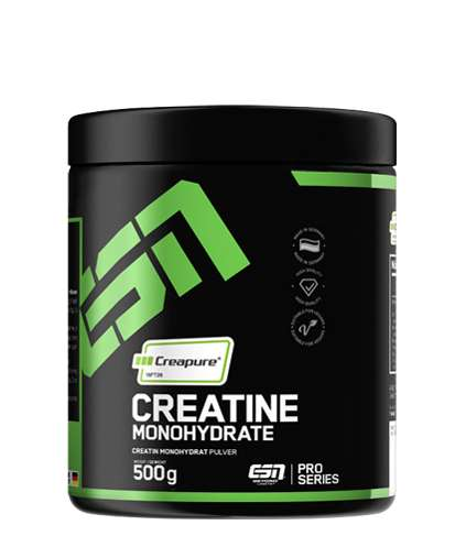 ESN Creapure Creatine Monohydrate Dose, 500g