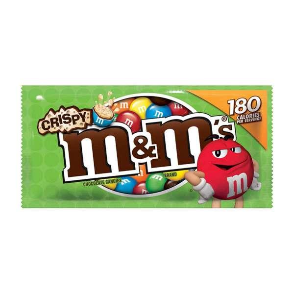 Mars M&M´s Crispy 38,3g