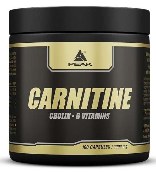 PEAK Carnitine, 100 Kapseln