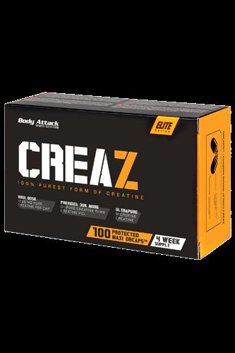 Body Attack CREAZ 100 Kapseln MHD 31.12.21