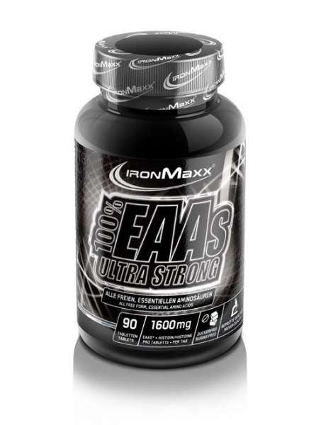 IronMaxx 100% EAA´S Tabletten, 180g