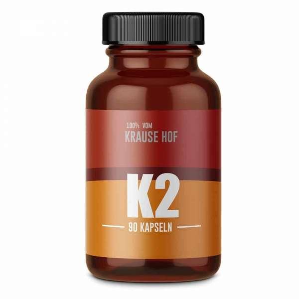 Krause Hof K2, 90 Kapseln