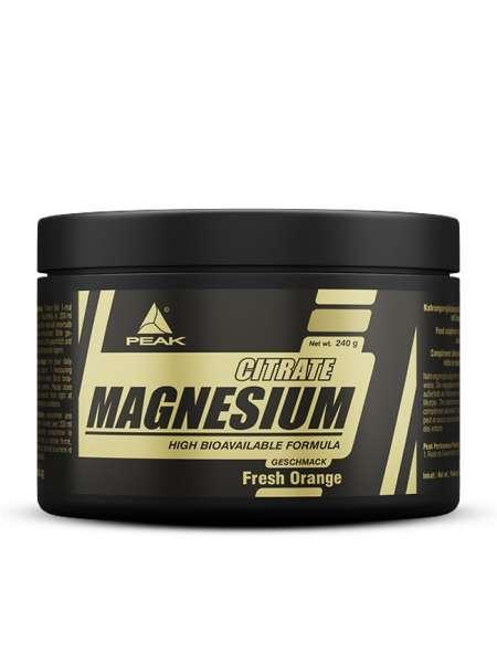 PEAK Magnesium Citrate, 250g