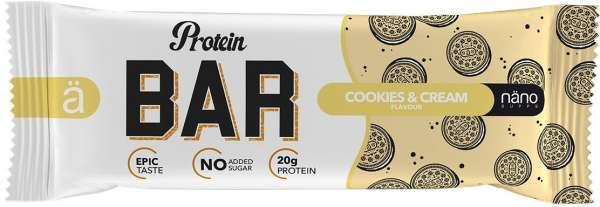 Ä Nano Supps Protein Bar, 58g