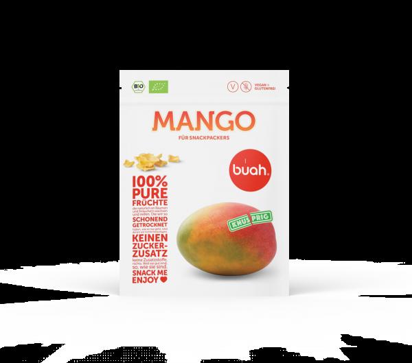 buah Gefriergetrocknete BIO Mango, 17g