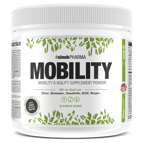 Blackline 2.0 Sinob Pharma Complete Mobility Gelenke & Sehnen, 470g