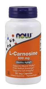 Now L-Carnosine, 50 Kapseln